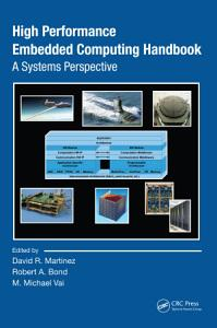 High Performance Embedded Computing Handbook