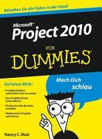 Project 2010 f  r Dummies PDF