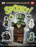 LEGO   Spooky  Ultimate Sticker Collection PDF
