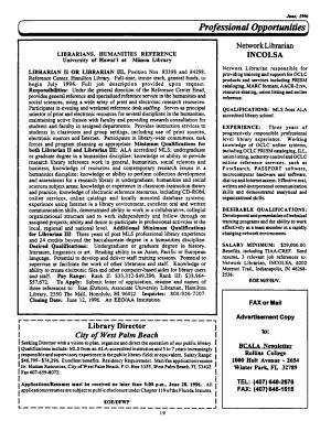 Black Caucus of ALA Newsletter PDF