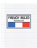 French Ruled Notebook