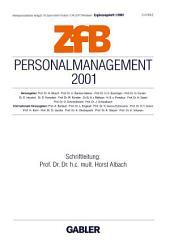 Personalmanagement 2001