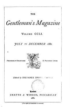 The Gentleman s Magazine PDF