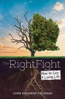 The Right Fight PDF