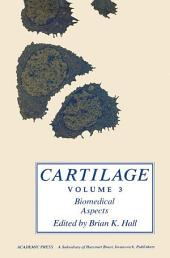 Cartilage: Biomedical Aspects