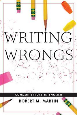 Writing Wrongs