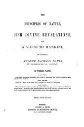 The Principles of Nature, Her Divine Revelations, and a Voice to Mankind: Volume 49; Volume 435
