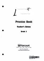 Harcourt School Publishers Language PDF