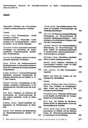 Wissenschaftliche Zeitschrift der Humboldt Universit  t zu Berlin PDF
