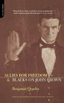 Download Allies For Freedom   Blacks On John Brown Book