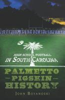 High School Football in South Carolina PDF