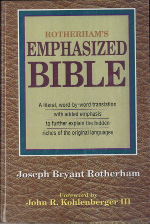 Rotherham s Emphasized Bible