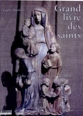 Grand livre des saints: culte et iconographie en Occident