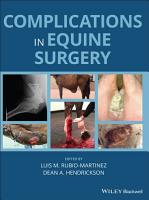 Complications in Equine Surgery PDF