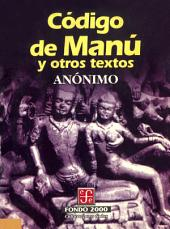 Código Manú y otros textos