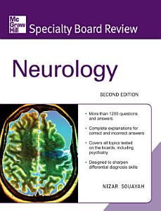 McGraw Hill Specialty Board Review Neurology  Second Edition PDF