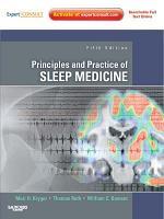 Principles and Practice of Sleep Medicine - E-Book