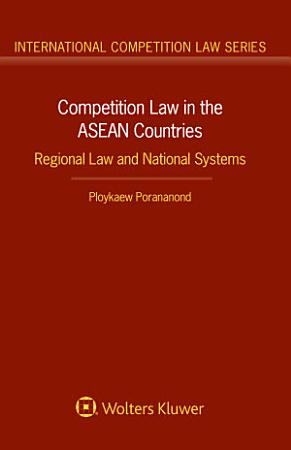 Competition Law in the ASEAN Countries PDF