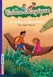 La Cabane Magique, Tome 5: Sur le fleuve amazone