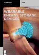 Wearable Energy Storage Devices