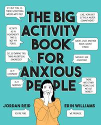 The Big Activity Book For Anxious People PDF