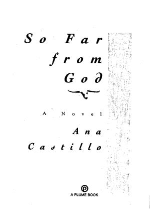 So Far from God PDF