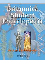 Britannica Student Encyclopedia PDF