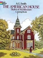 The American House Styles of Architecture Coloring Book PDF