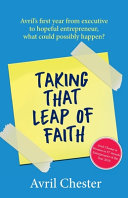 Taking That Leap of Faith