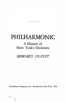 Philharmonic PDF