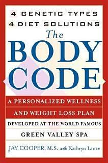 The Body Code Book