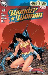 Wonder Woman (2006-) #26