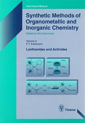 Synthetic Methods of Organometallic and Inorganic Chemistry, Volume 6, 1997
