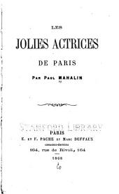 Les jolies actrices de Paris ...