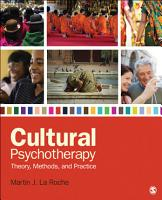 Cultural Psychotherapy PDF