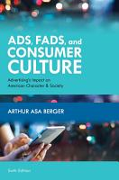 Ads  Fads  and Consumer Culture PDF