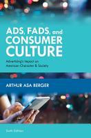 Ads  Fads  and Consumer Culture PDF