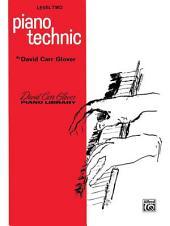 Piano Technic, Level 2