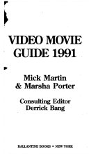 Video Movie Guide 1991