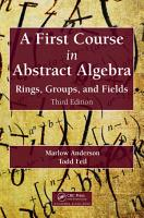 A First Course in Abstract Algebra PDF