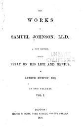 The Works of Samuel Johnson: Volume 1