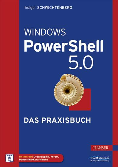 Windows PowerShell 5 0 PDF