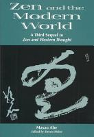 Zen and the Modern World PDF