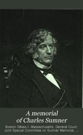 A Memorial of Charles Sumner