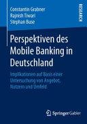 Perspektiven des Mobile Banking in Deutschland PDF