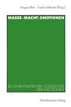 Masse     Macht     Emotionen PDF