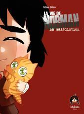 La vie de Norman - Tome 5 - La malédiction