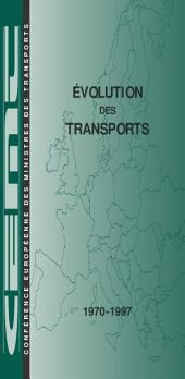 Evolution des transports 1999