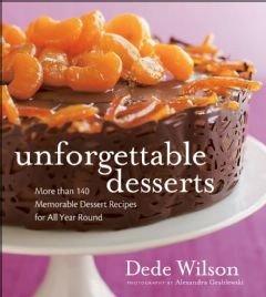 Download Unforgettable Desserts Book