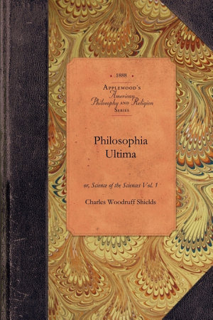 Philosophia Ultima